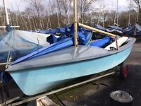 Graduate Sailing Dinghy (Supergrad)