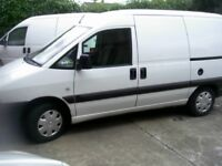 2 VANS FOR SALE PEUGEOT EXPERT 1.9D CITROEN DISPATCH 2.0HDI ONE FINE OTHER FOR SPARES OR REPAIR