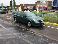 2006 Astra cdti diesel estate, ideal work car or general run about, cheap px to clear