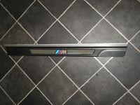 BMW 3 series E46 2 door M Sport passenger side sill plate kick guard 8204113