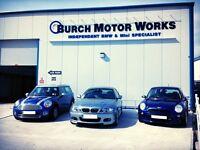 MOT Tester & Vehicle Technician - BMW & Mini Specialists Servicing, Diagnostics & Repairs
