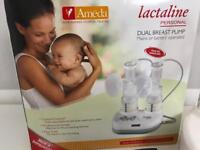 Ameda Lactaline Dual Double Breast Pump