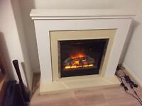 Electric Fire Place freestanding