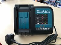 Makita DC18SD charger