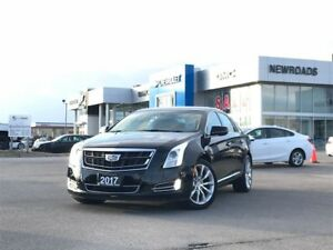 2017 Cadillac XTS Luxury Luxury, AWD, NAV, NO ACCIDENTS