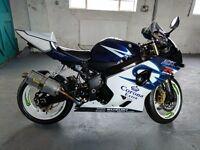 Suzuki GSXR 600 K4 SWAP Enduro bike