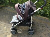 Chico Multiway Buggy Pushchair