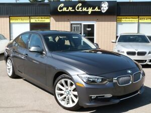 2013 BMW 320I i xDrive - Nav, Sensors, Roof, B.T., H. Leather