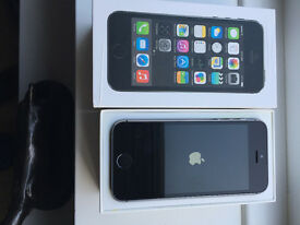 BOXED Practically brand new iphone 5s Unmarked condition viewing reccomended