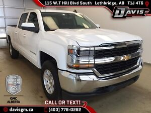 Used 2017 Chevrolet Silverado 1500-40/20/40 Split Bench, Onstar