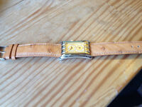 Custom made prince vintage styled quartz watch