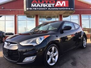 2012 Hyundai Veloster Tech (M6), Alloys, WE APPROVE ALL CREDIT