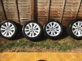 BMW winter wheels 5 series E60 F10