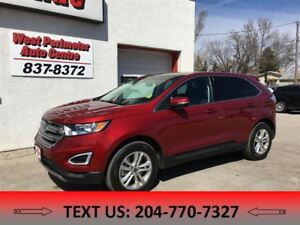 2016 Ford Edge SEL **Navigation/Panoramic Sunroof**
