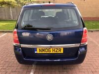 2006 Vauxhall Zafira 2.2 i 16v Life 5dr Automatic @7445775115