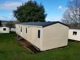 6 berth Static Caravan Holiday Home for Hire in Dawlish Warren Devon