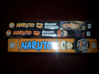 NARUTO Vol. 37, 38, 31, (3in1) 41 and 43