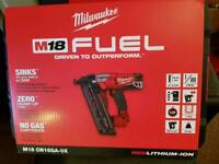 Milwaukee Nailgun
