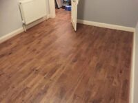 Experienced Laminate and Hardwood Flooring Fitter