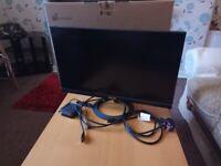 """ASUS VX24A 24"""" LCD Monitor"""