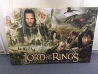 Lord of the Rings Canvass print
