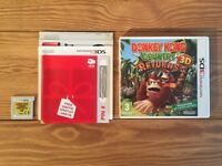 Donkey Kong Country Returns 3D for Nintendo 3DS [Can Post]