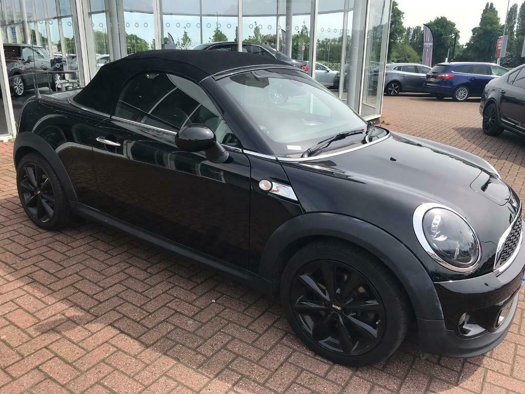 Mini Cooper S Roadster With Chilli Pack In Bedford Bedfordshire