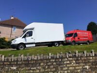 MAN VAN REMOVALS 24/7-PRICE FROM £20 !