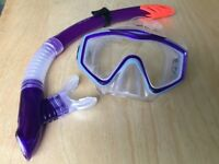 Hot Tuna Mask and Snorkel Set Adult