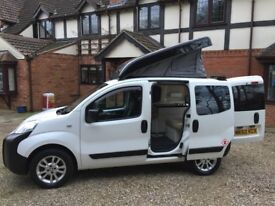 60reg (Sep 2010) Romahome R10 Solo - 1.4HDi - Peugeot Bipper - ONLY 49627 miles! - Part Ex Welcome