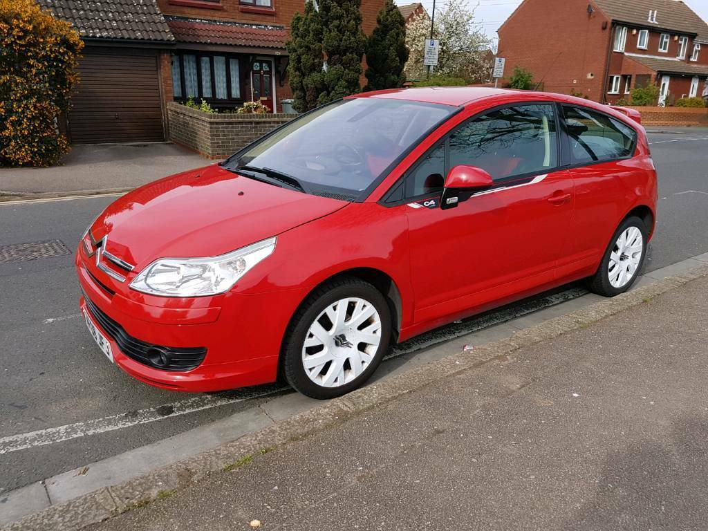 citreon c4 loeb sports red limited edition no 5 in beckton london gumtree. Black Bedroom Furniture Sets. Home Design Ideas