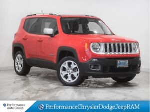 2017 Jeep Renegade Limited * NAV * My Sky Removeable Roof