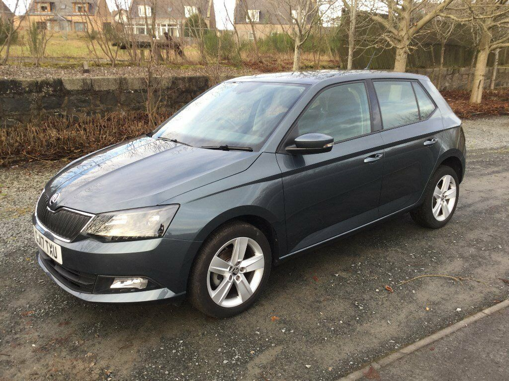 2017 17 skoda fabia sel 1 2 tsi in maud aberdeenshire gumtree. Black Bedroom Furniture Sets. Home Design Ideas