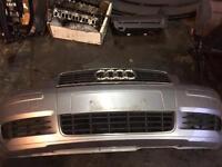 Audi A3 Front Bumper 03-08