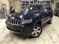 2012 Jeep Grand Cherokee OVERLAND.TOIT PANORAMIQUE.CUIR.GPS.MAGS