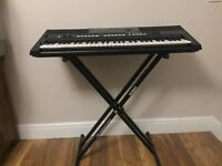 Yamaha PSR-E433 Keyboard + Stand and Bag