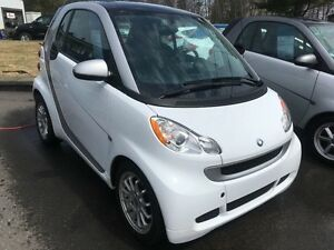 2012 Smart fortwo NAVIGATION TOIT PANORAMIQUE BLUETOOTH SIEGE CH