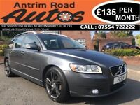 2012 VOLVO V50 SE 2.0D EDITION ** FULL LEATHER INTERIOR **FINANCE AVAILABLE WITH NO DEPOSIT