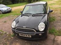 Mini One 2004 - spares/repairs & pick up only!