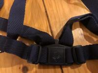 Baby reigns & harness - Clippasafe, Navy