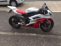 YAMAHA YZF R6 FIRST OF THE 2CO , LOW MILEAGE BARGAIN