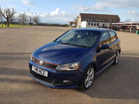 2011 VW Polo GTI - 2 owners - Full Service History