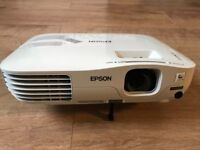 Epson EB-W8 projector with a new lamp