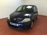 Citroen C3 2005 1.4i Desire Hatchback 5d - Cambelt and Water Pump Replaced, Serviced upon sale