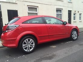 Vauxhall Astra 1.6 SXI 58 Plate 2008 Red