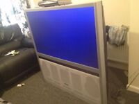 Toshiba Projector TV Good condition for age