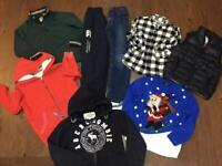 Boys winter designer bundle age 5-6