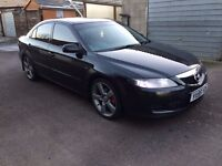 Mazda 6 TS2 2ltr petrol New engine and clutch only done 7254 miles Loads of work done