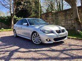 58 BMW 530D M SPORT AUTO LCI + 116K MILES + FSH + FULLY LOADED