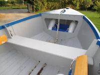 12 foot marine ply fishing boat